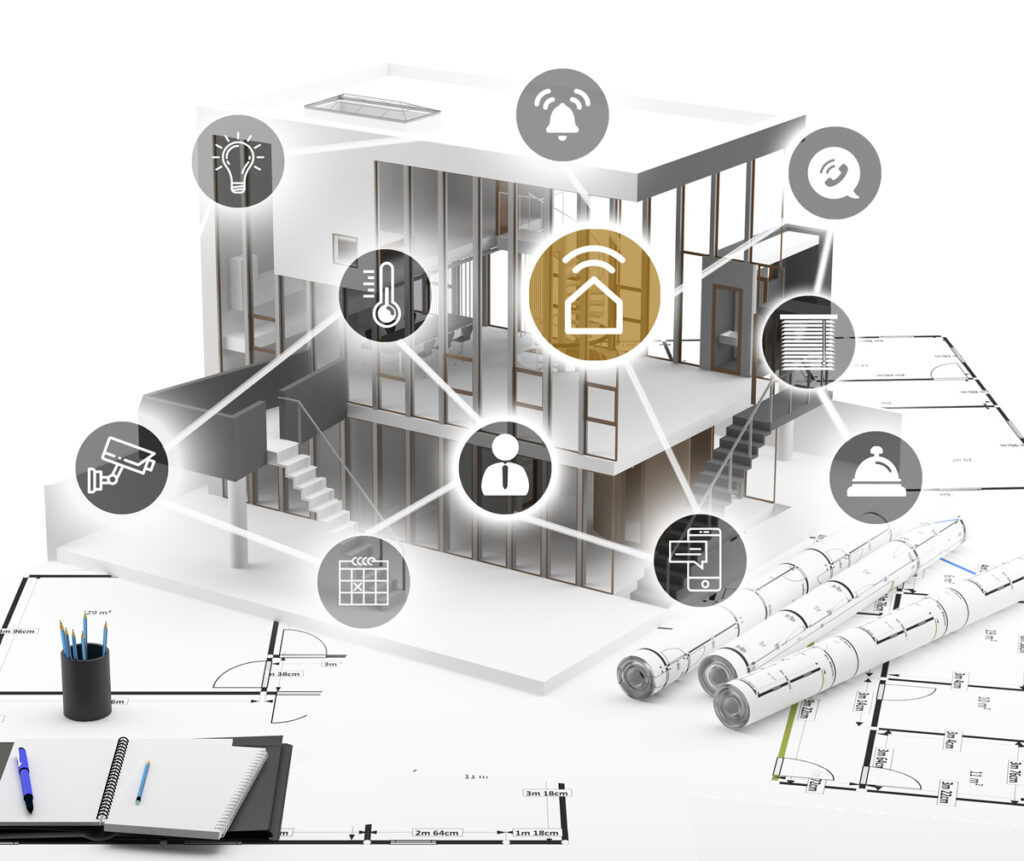 Knx Smart Home Solutions Eae Technology